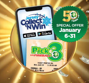 Collect 'N Win Pick-3 Promotion